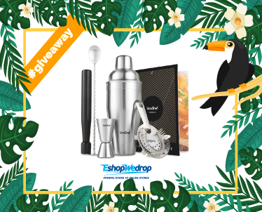Summer Giveaway – Win a Cocktail set