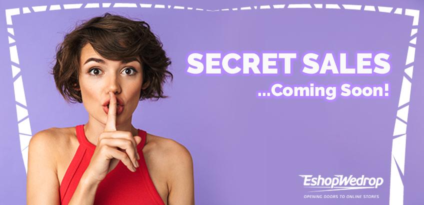2019-05-30 The Secret Sales Event 2019!