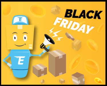 Oferta e Black Friday – Transport ndërkombëtar falas!