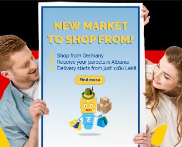 Eksploroni botën e blerjeve online në Gjermani