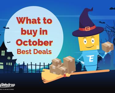 Çfarë të blini në tetor – Ofertat më të mira