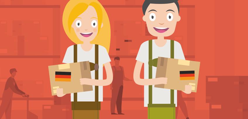 Informacion i rëndësishëm – Adresë e re EshopWedrop në Gjermani