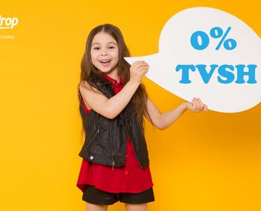 0% TVSH për artikujt e fëmijëve në Mbretërinë e Bashkuar
