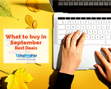 What to buy in September – Best Deals